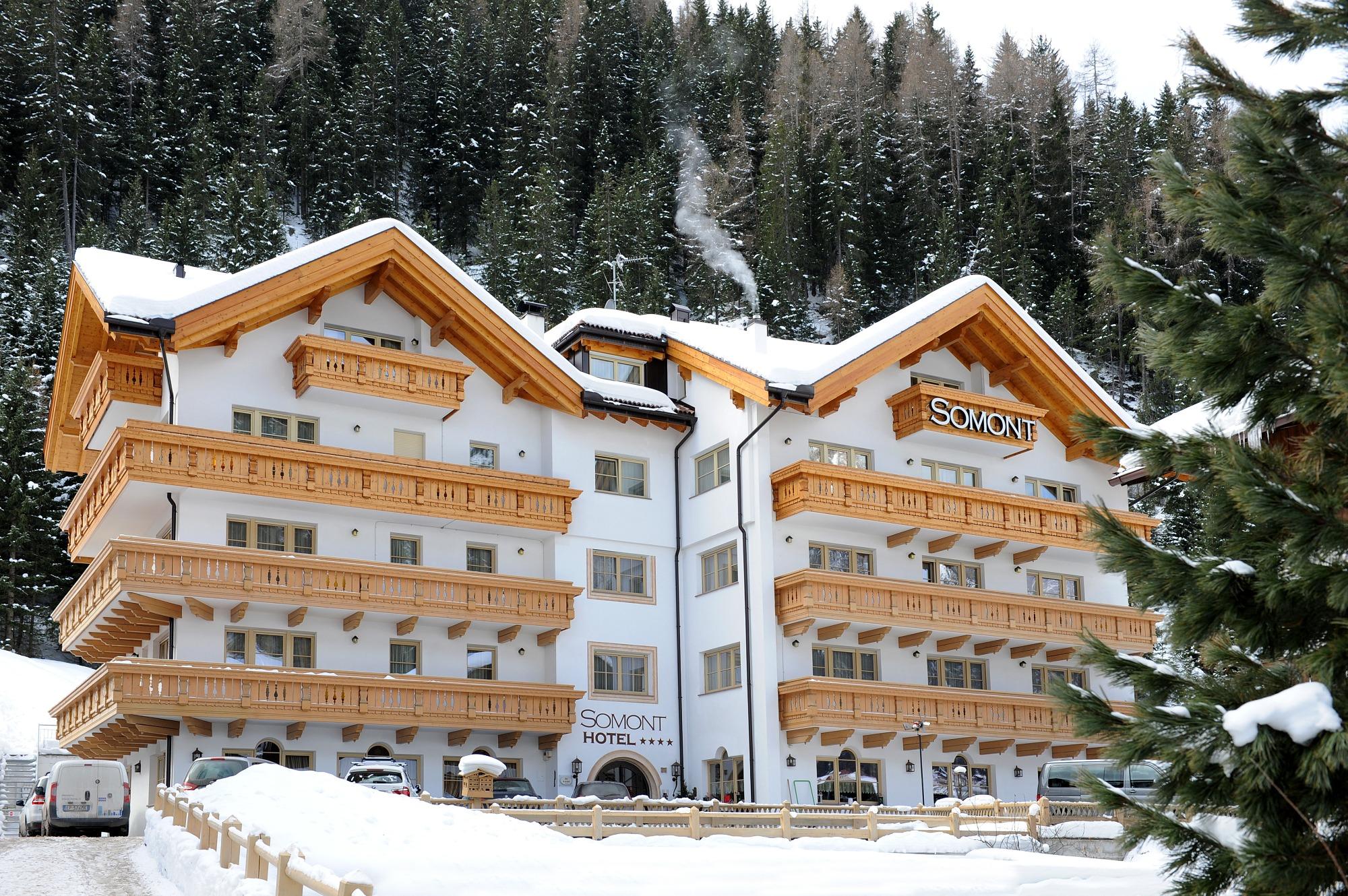 Hotel Somont in Val Gardena