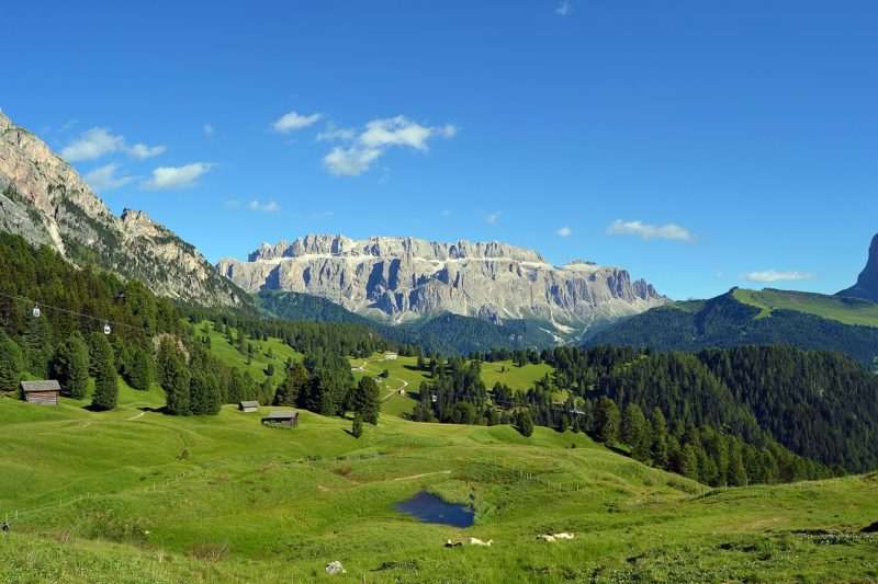 5 summer activities to do in Val Gardena