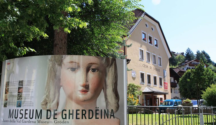cosa fare in Val Gardena se piove museum gherdeina