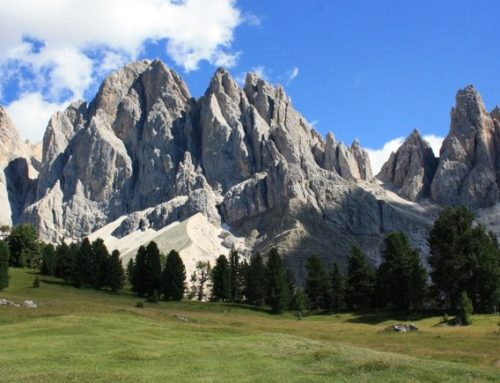 Biennale Gherdëina VI: Scrivere le Montagne