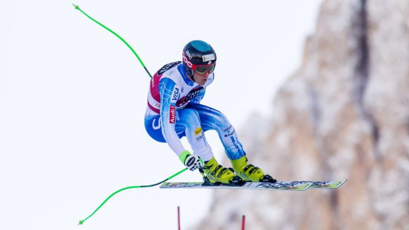 Ski World Cup in Val Gardena