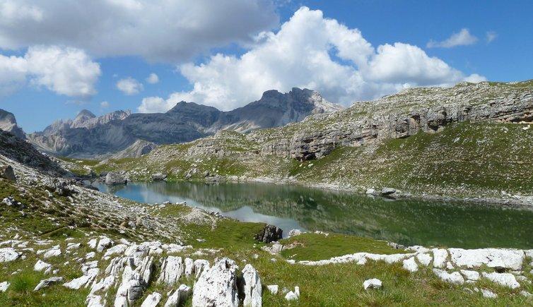 Lago Crespeina Val Gardena escursione