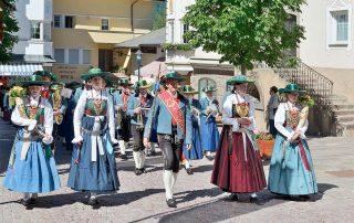 Festa in costume Val Gardena