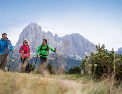 The 5 best summer excursions in Val Gardena