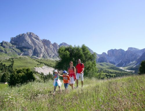 The best family holidays? Discovering Val Gardena with your children