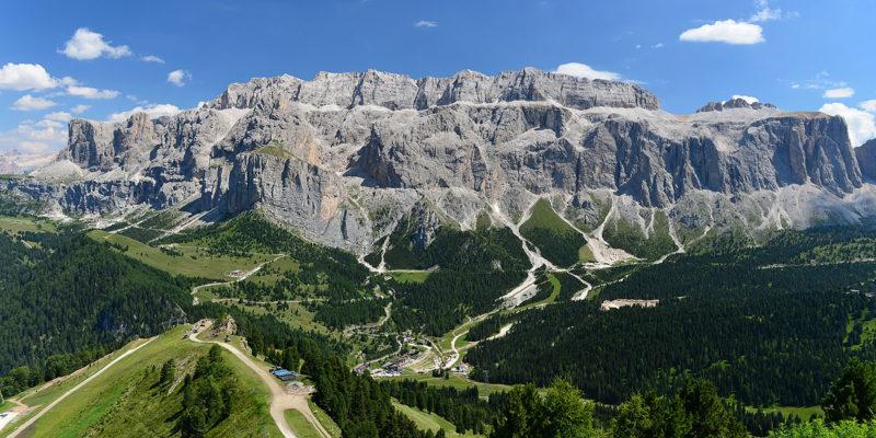 guida Punti panoramici per le foto-ricordo in Val Gardena d'Estate