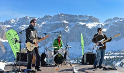 festival musica rock Val Gardena montagna marzo 2018