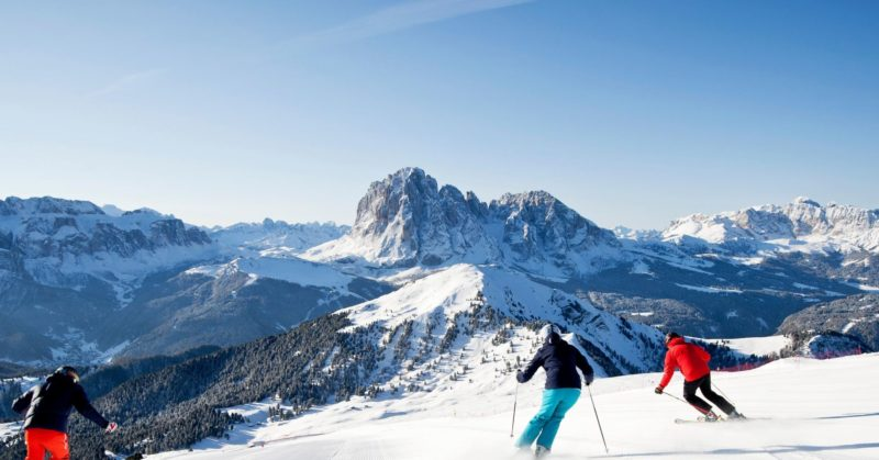 Piste e impianti di risalita in Val Gardena