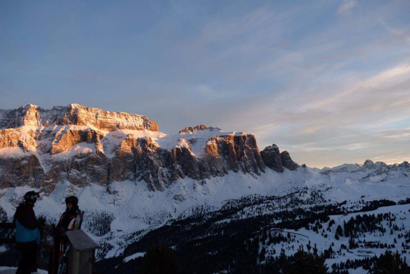 Tramonto in Val Gardena 3