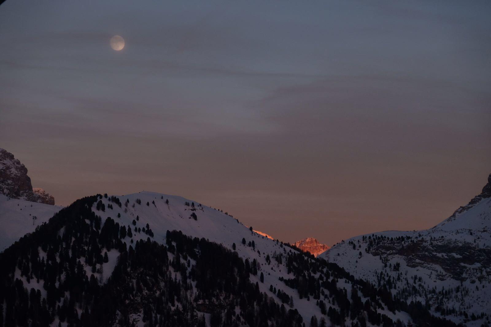 Tramonto in Val Gardena 4