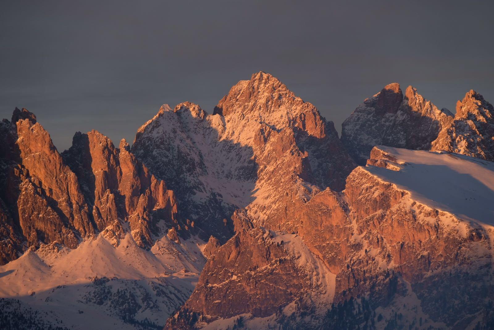 Tramonto in Val Gardena 5