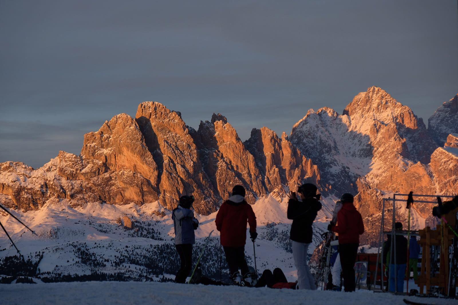 Tramonto in Val Gardena 7