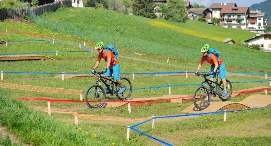 Bike Park in Val Gardena per mountain-bike