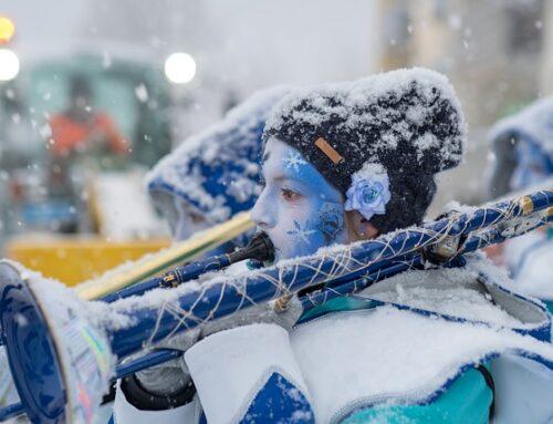 Carnevale 2020 sulle Dolomiti in Val Gardena