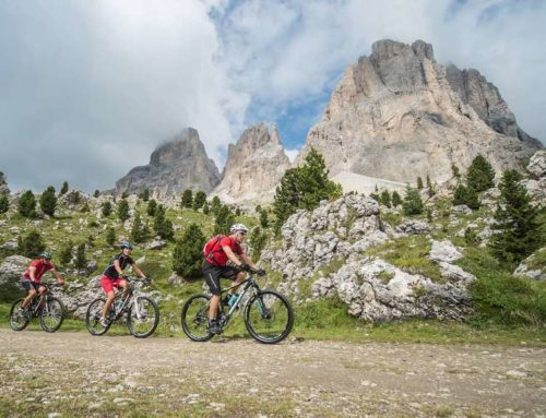 Val Gardena is (for sure) the MTB paradise