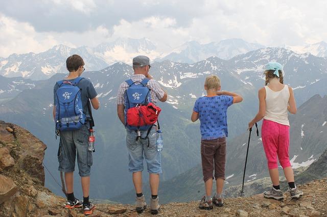 Escursioni per famiglie in Val Gardena