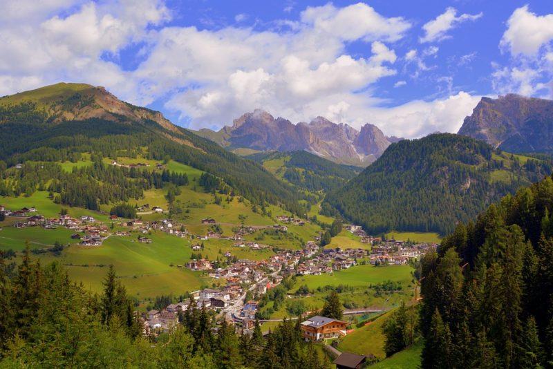 Guida per visitare la Val Gardena