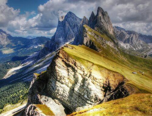 Punti panoramici per le foto-ricordo in Val Gardena d'Estate