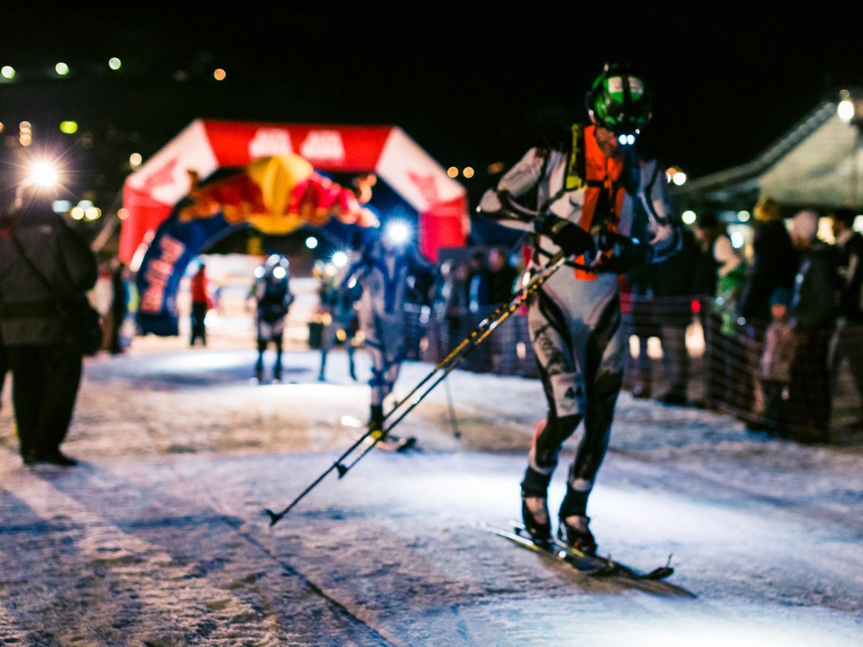sellaronda-skimarathon notturna marzo 2019