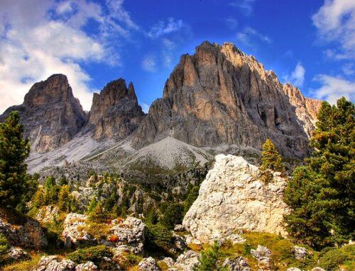 August Holidays in Val gardena